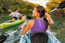 Naples Kayak Rentals at Naples Bay Resort Naples, Florida